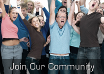 Join Our Community, Success Life Coach